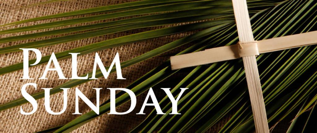 Palm Sunday Primaries