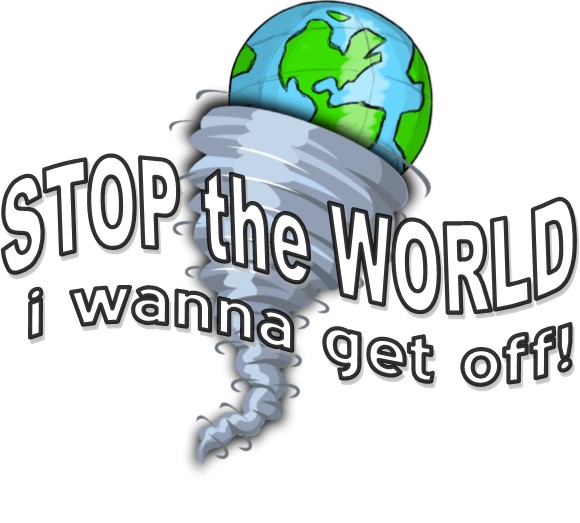 Stop the World: i wanna get off!